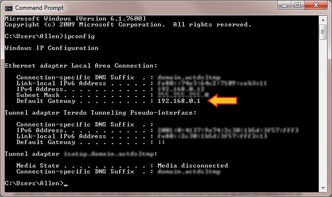 Linksys Ip Address >> Wireless Router IP Addresses